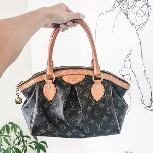 Louis Vuitton Tivoli Pm Hand Bag mint condition